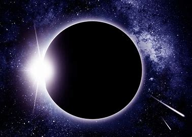 New Moon & Solar Eclipse